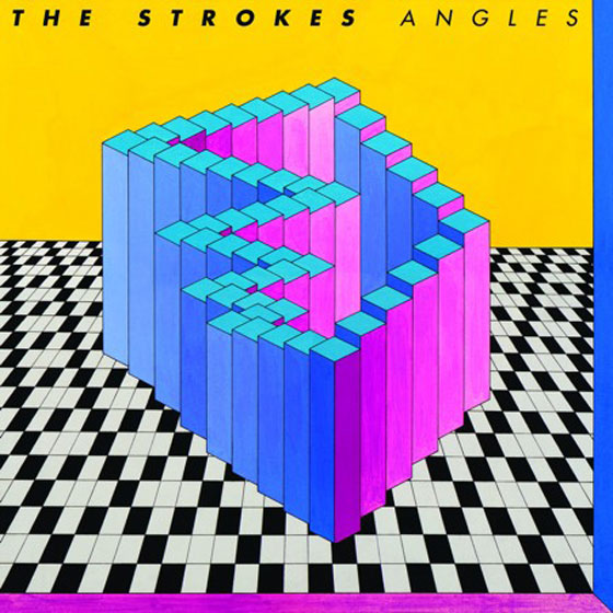 strokesangles Stream: The Strokes' Angles