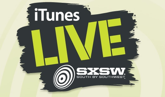 sx iTunes, SXSW team up to release live EPs