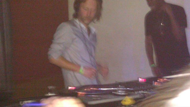 thom dj set Thom Yorke plays DJ set in Los Angeles