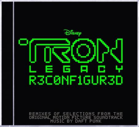 tron Daft Punk get the remix treatment with Tron: Legacy R3CONFIGUR3D