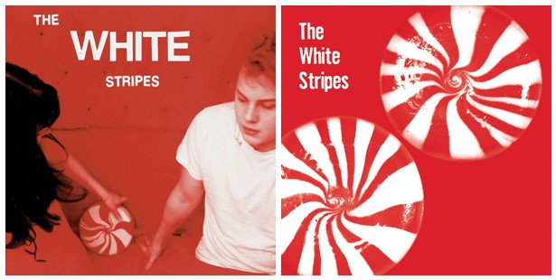 white stripes rsd The White Stripes to reissue first two singles for Record Store Day