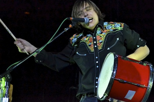 arcadefirechicagoguagno2 Live Review: Arcade Fire, The National in Chicago (4/24)
