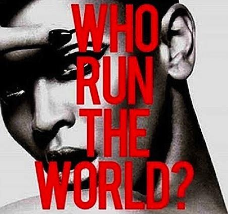 beyonce Check Out: Beyonce   Girls (Who Run the World) (Tagless)