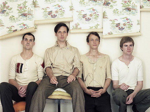 british sea power Watch: British Sea Power plays For No One (Cluster 1 Premiere)