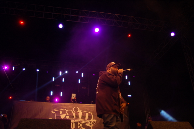 bun b Festival Review: CoS at Paid Dues 2011