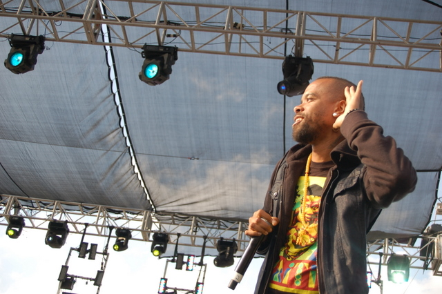 dead prez Festival Review: CoS at Paid Dues 2011
