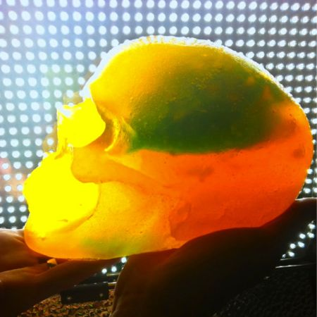 flaming lips gummy The Flaming Lips gummy skull now features marijuana flavored brain