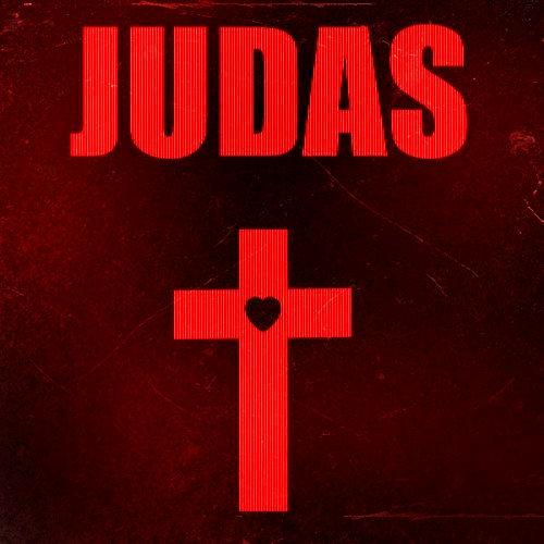 lady gaga judas single cover Check Out: Lady Gaga   Judas