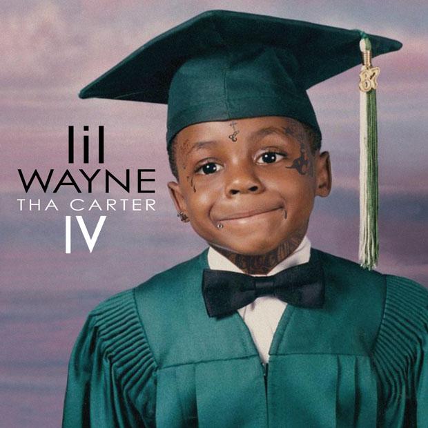 lil wayne tha carter iv Lil Waynes Tha Carter IV debuts at #1