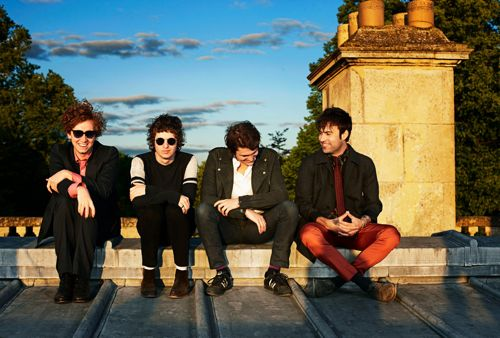 the kooks The Kooks return with Junk of the Heart