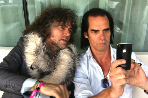 2011 06june 06 coynecave Interview: Wayne Coyne (of The Flaming Lips)