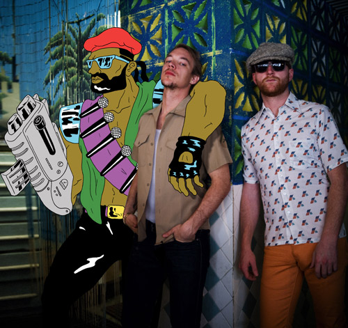 478 Check Out: Diplo drops 3 new Major Lazer tracks on Turntable.fm