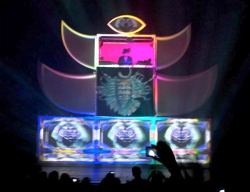 5856128280 b7b5df204e b Live Review: Shpongle, EOTO, Random Rab at L.A.s Wiltern (6/18)