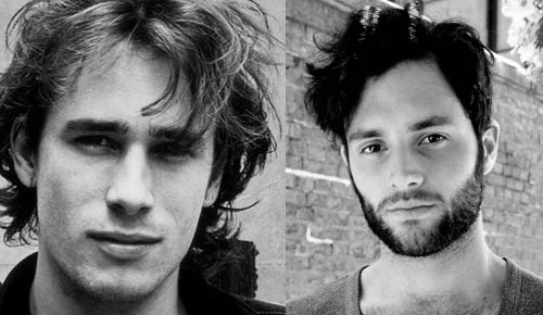 bagdley buckley1 Penn Badgley cast as Jeff Buckley in new film