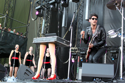 chromeo 11 Festival Review: CoS at Sasquatch! 2011