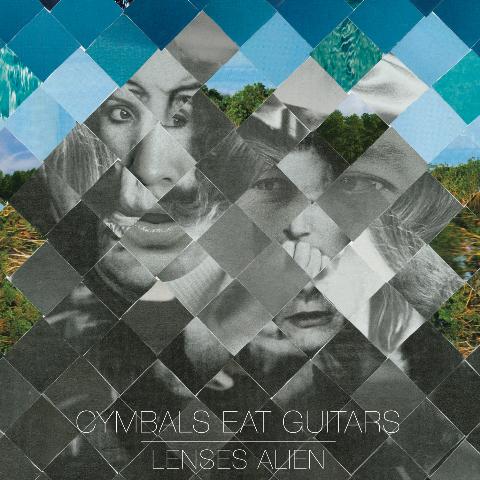 cymals eat guitars lenses alien Cymbals Eat Guitars announce fall tour