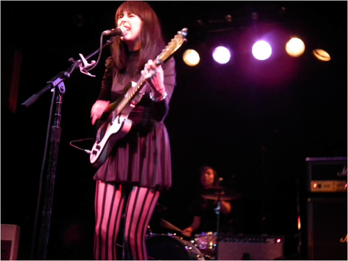 dumdumgirls leespalace5 Festival Review: CoS at North by Northeast 2011