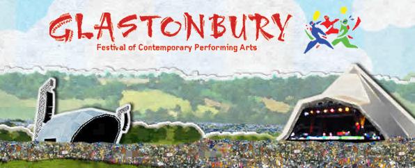 glastonbury festival 09 Videos: The Best of Glastonbury 2011