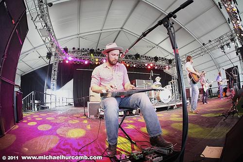 hayeshurcomb Festival Review: CoS at Bonnaroo 2011