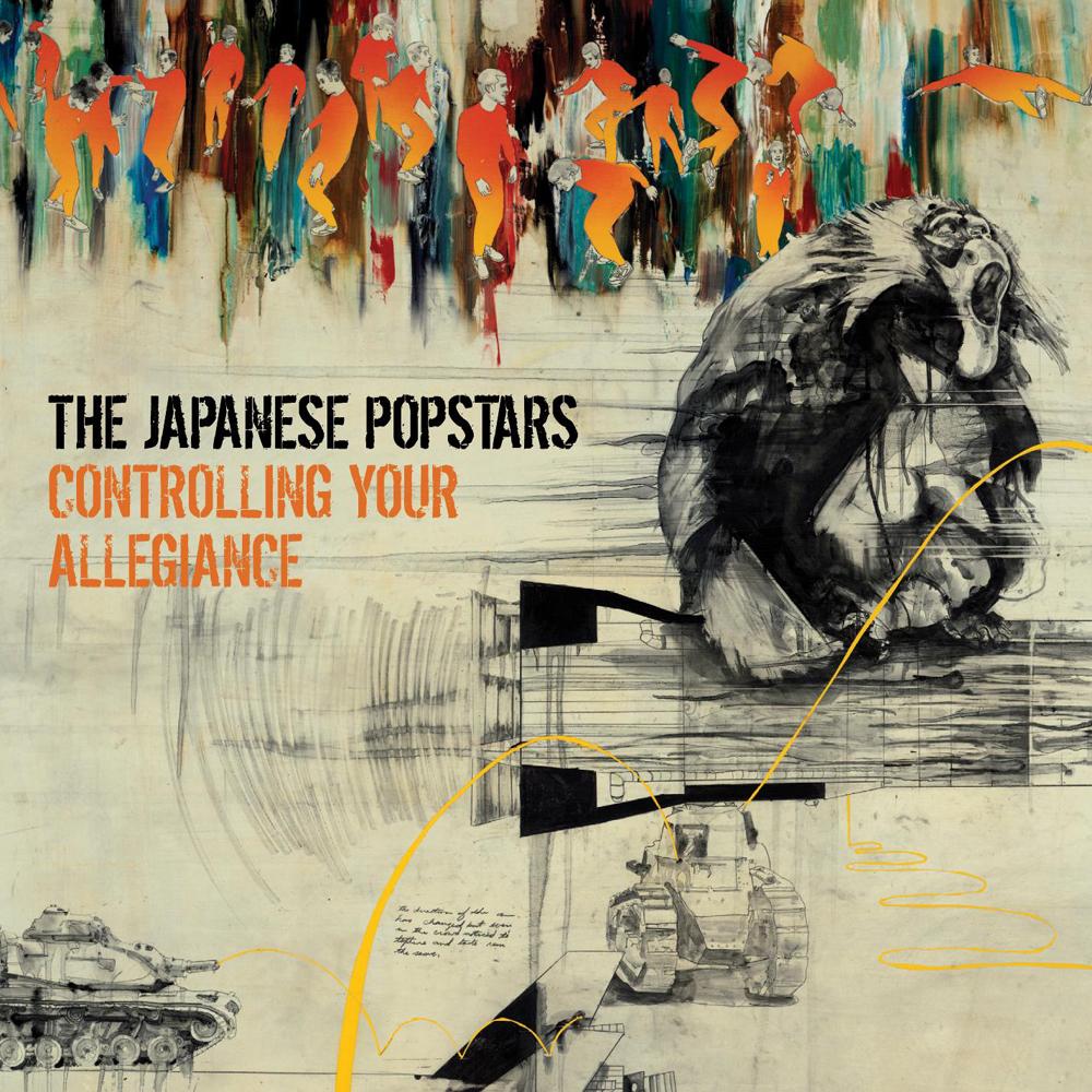 japanese popstars Check Out: Japanese Popstars ft. Robert Smith   Take Forever