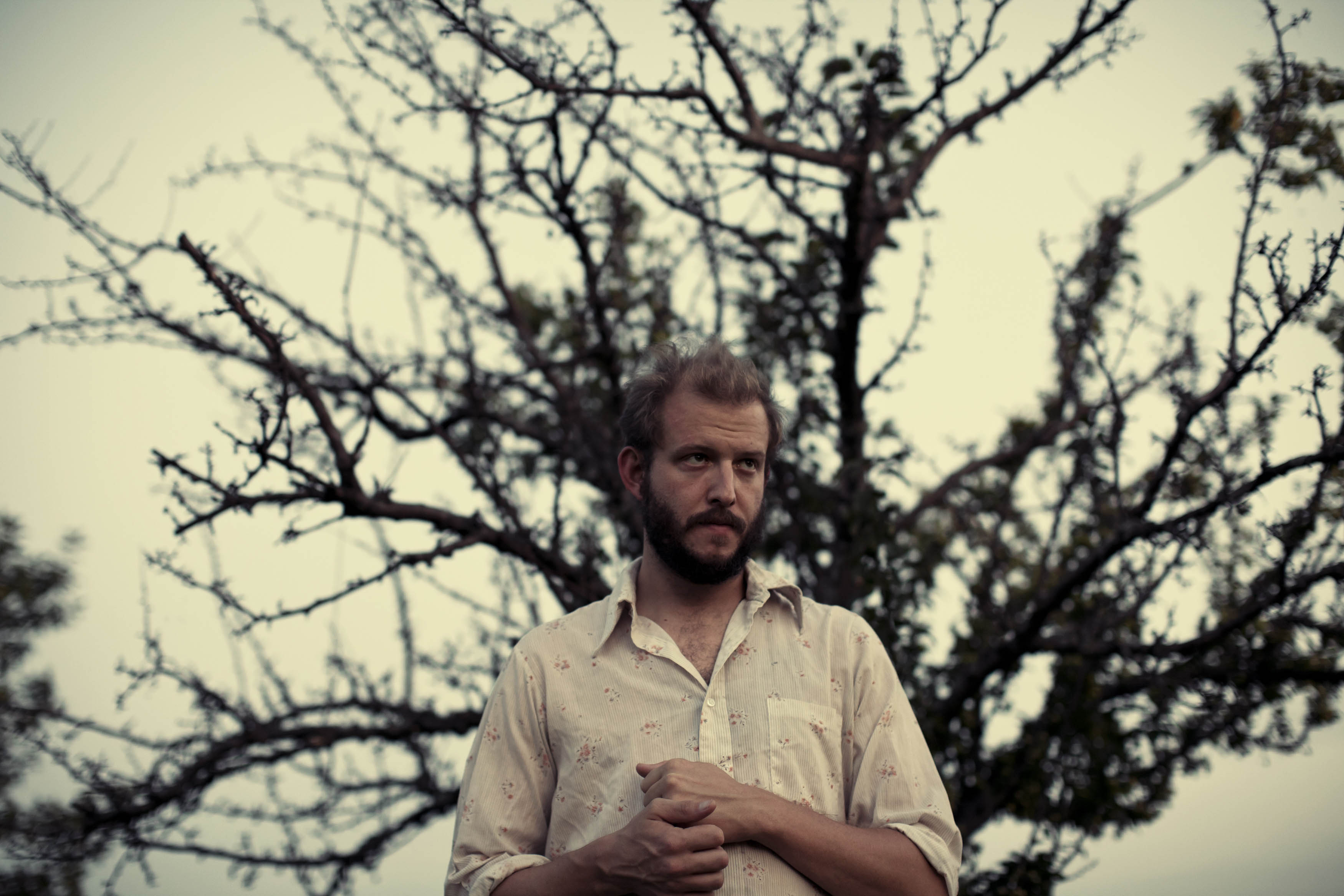 justin vernon Bon Iver announces West coast tour