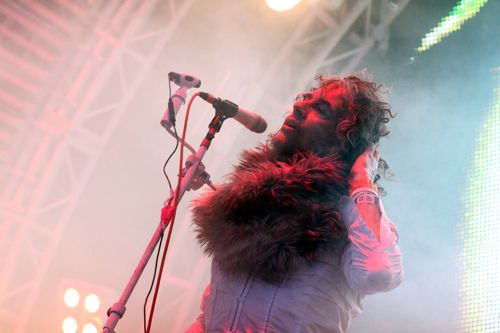 lips 25 Festival Review: CoS at Sasquatch! 2011