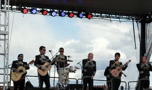 mariachi 3 Festival Review: CoS at Sasquatch! 2011