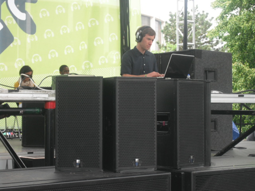 matt hawtin saturday Festival Review: CoS at Movement 2011