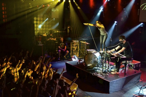 mattkimguagno1 Live Review: Matt & Kim, The Thermals at Ft. Lauderdales Culture Room (6/5)