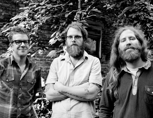 megafaun Megafaun announces self titled third album