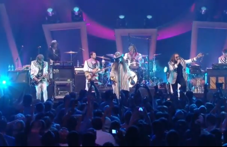 mmj webcast Watch: Highlights from My Morning Jackets Unstaged concert last night