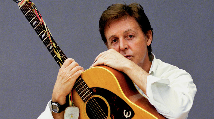 paul mccartney Paul McCartney to play Yankee Stadium