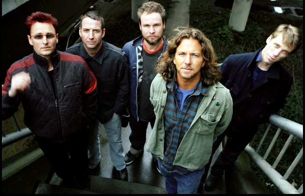 pearl jam feature Pearl Jam book to feature interviews with Young, Springsteen & Grohl