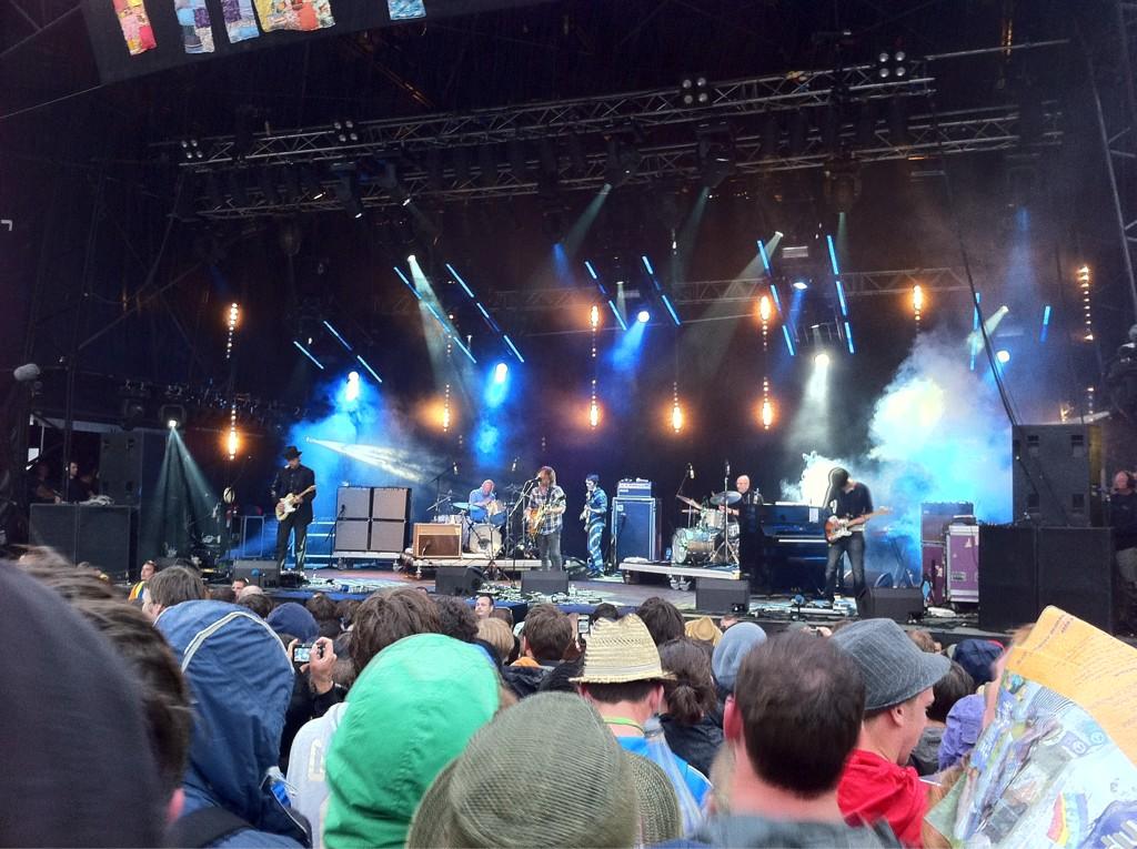 radiohead 2011 Watch: Radioheads entire Glastonbury 2011 performance