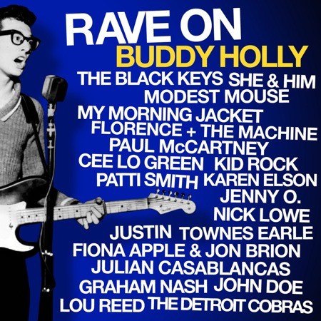 rave on buddy holly Check Out: She & Him cover Buddy Hollys Oh Boy