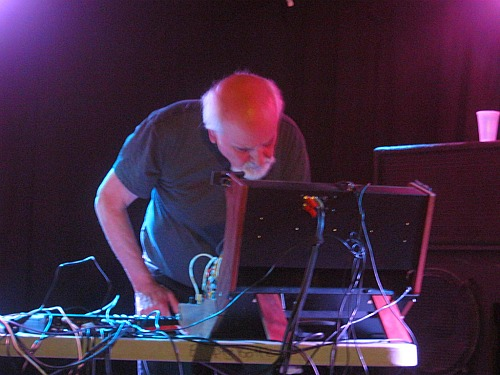 subotnick1 Festival Review: CoS at Neon Marshmallow 2011