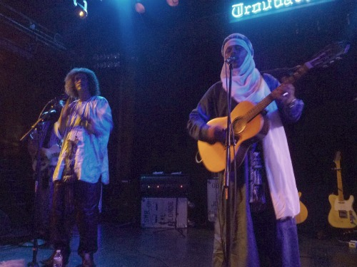 done4 Live Review: Tinariwen at L.A.s Troubadour (7/13)