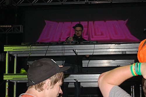 friday tripolee dieselboy Festival Review: CoS at Electric Forest 2011