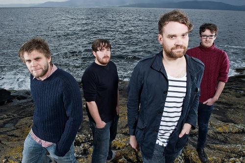 frightened rabbit Check Out: Two new songs from Frightened Rabbit