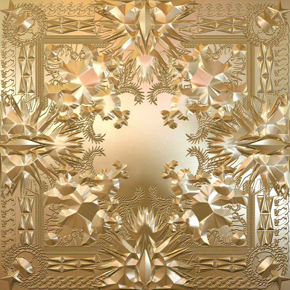 kanye jay watch the throne Jay Z previews Watch the Throne