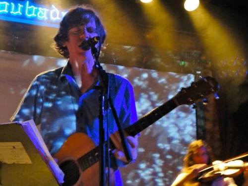 moore3 Live Review: Kurt Vile, Thurston Moore at Hollywoods Troubadour (7/28)