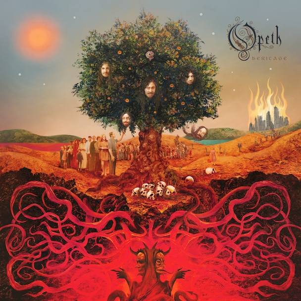 opeth heritage Check Out: Opeth   The Devils Orchard