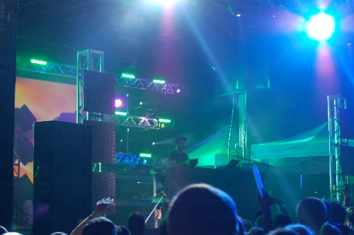 saturday tripolee paper diamond Festival Review: CoS at Electric Forest 2011