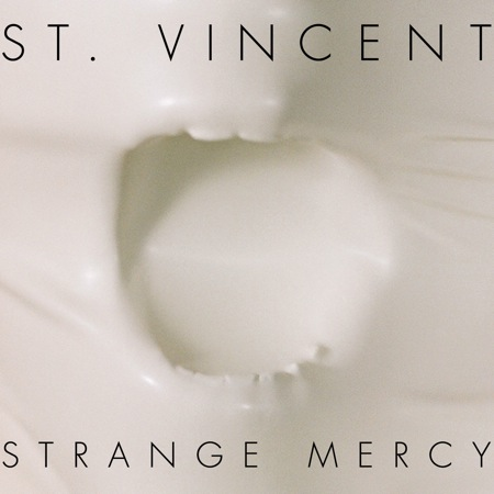 st vincent strange mercy Top 10 mp3s of the Week (7/22)