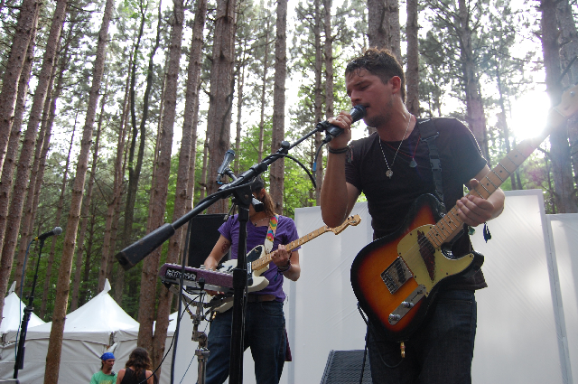 sunday forest cherub Festival Review: CoS at Electric Forest 2011