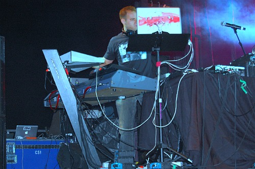 sunday tripolee conspirator 4 Festival Review: CoS at Electric Forest 2011