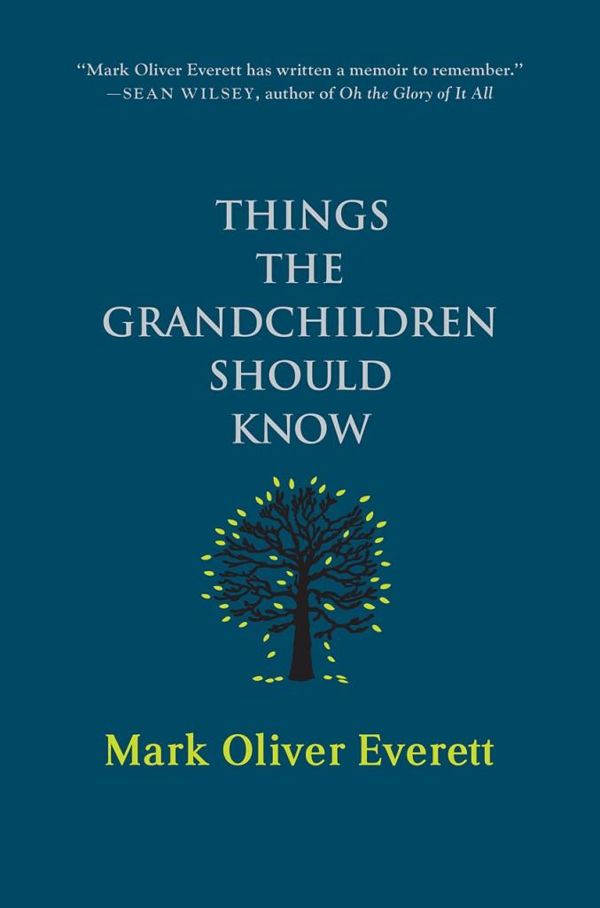thingsthegrandchildrenshouldknow 677x1024 Interview: Mark Oliver Everett (E of EELS)