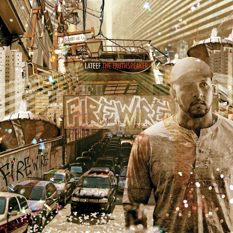 67 Lateef the Truthspeaker announces debut solo LP: Firewire