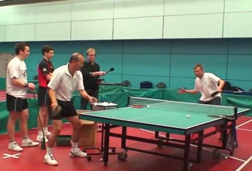 albarn tennis Video: Damon Albarn plays table tennis for BBC
