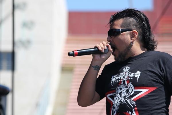 elgransilenciokroq Live Review: Rage Against the Machine, Muse, Lauryn Hill at LA Rising 2011